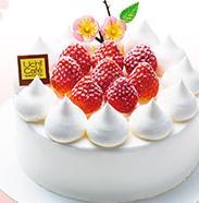 ローソン苺のショートケーキ5号