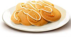 朝マック「プチパンケーキ」