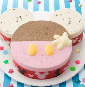 サーティーワン、アイスケーキ「ワンダフル!ミッキー」