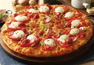 ピザーラ、マスカルポーネの贅沢10種ピザ