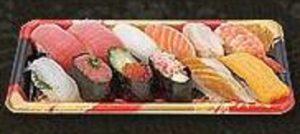 はま寿司のお持ち帰り、「厳選12貫」