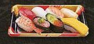 はま寿司のお持ち帰り、「人気8貫」