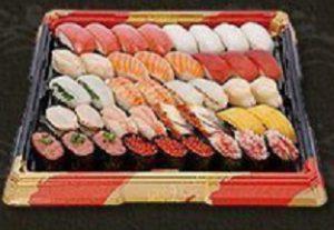 はま寿司のお持ち帰り、「贅沢セット4人前」