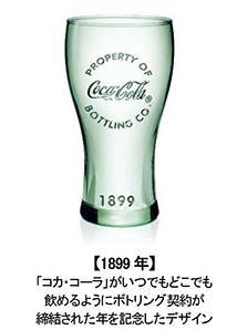 100周年記念コークグラス、1899年