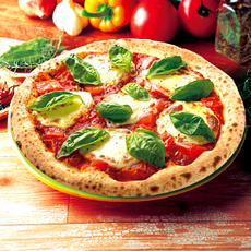 ナポリの窯 フレッシュトマトのマルゲリータ