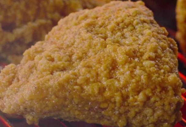 ケンタッキー 焼きフライドチキン