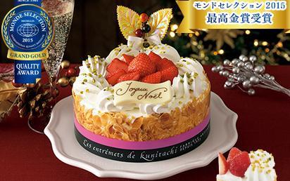 ファミリーマート クリスマスケーキ ミルフィーユ・シャンティ