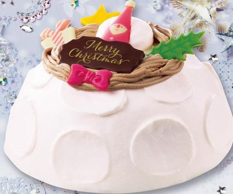 セブンイレブン クリスマスケーキ クリスマスかまくら