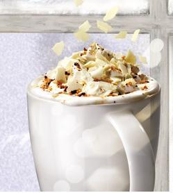 スタバ「ホワイト チョコラティ クランブル ココ」