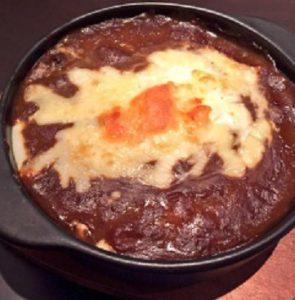 タムタムの石釜焼きカレー