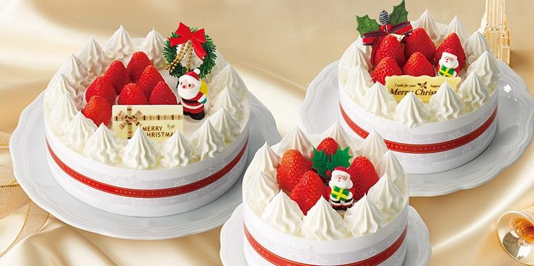 セブンイレブンのクリスマスケーキ2016「ヤマザキ クリスマス生ケーキ」