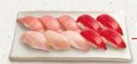 はま寿司の年末年始限定持ち帰りセット・上まぐろ三昧