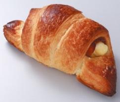 サンマルクの日替わりパンモーニング「金曜日ハムチーズクロワッサン」