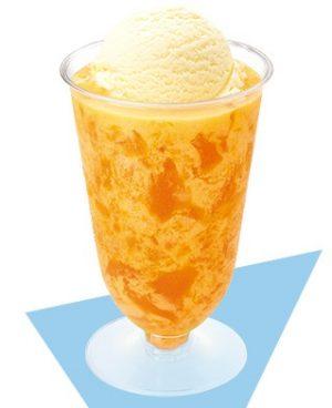サーティーワン「マンゴーゼリー」アイスクリームドリンク2018年7月