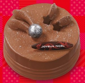 サーティーワンのクリスマスアイスケーキ「クリスマス ショコラ」2018年11月1日