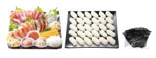 おうちではま寿司セットデラックス