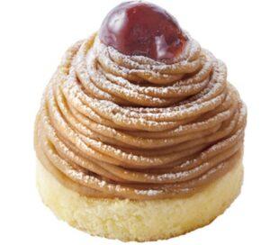 コメダの新作ケーキ2021「純栗ぃむ」
