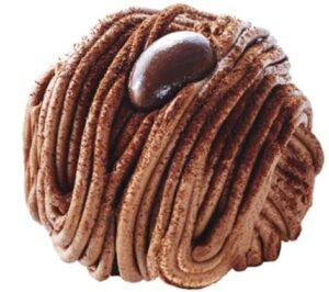 コメダの新作ケーキ2021「まるっとショコラ」